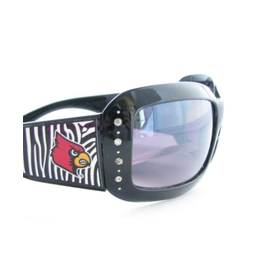 SUNGLASSES, LADIES, ZEBRA, UL