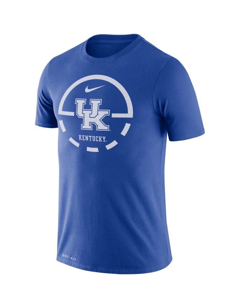 Nike Team Sports TEE, NIKE, SS, LEGEND KEY, ROYAL, UK