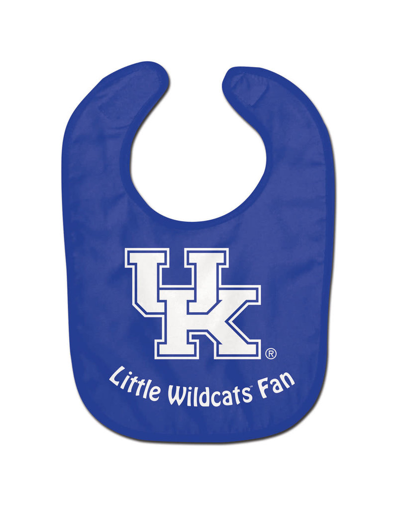 Wincraft Inc BABY BIB, LITTLE WILDCATS, ROYAL, UK
