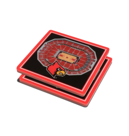 COASTER SET, YUM CTR, 2 PK, UL