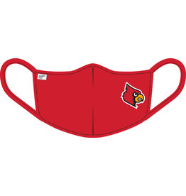 BLUE 84 FACE MASK, COTTON JERSEY, RED, UL