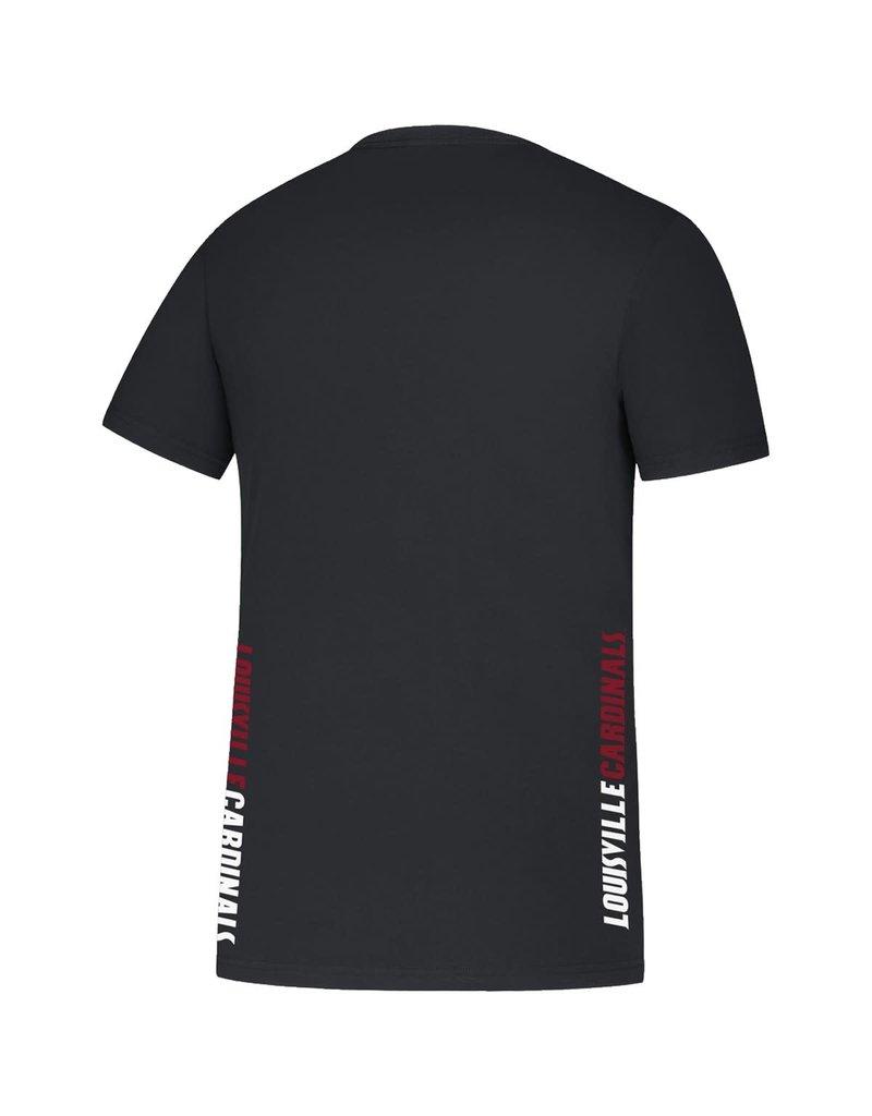 Adidas Sports Licensed TEE, SS, ADIDAS, LOCKER SIDE BY SIDE, BLACK, UL