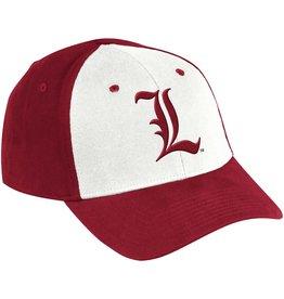 Adidas Sports Licensed HAT, ADIDAS, STRUCTURED FLEX 20, WHITE, UL