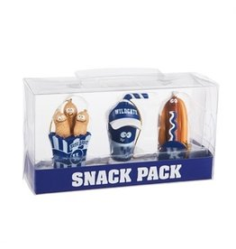 ORNAMENT, SNACK PACK, 3 PC, UK