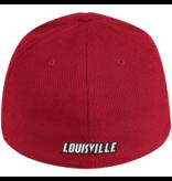 Adidas Sports Licensed HAT, ADIDAS, COACH 20, FLEX, RED, UL