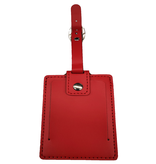 Rico Industries LUGGAGE TAG, LASER, RED, UL