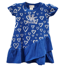 DRESS, TODDLER, HEART, UK