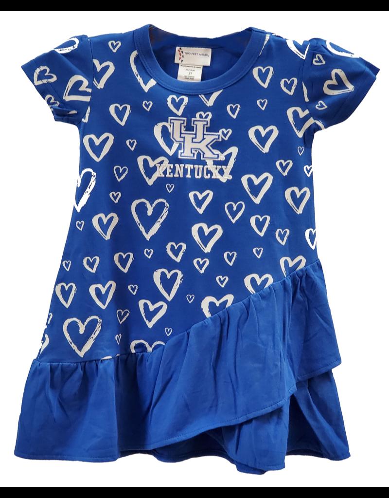 DRESS, TODDLER, HEART, UK