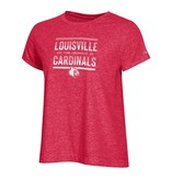 Champion Products TEE, LADIES, SS, FIELD DAY, RED, UL