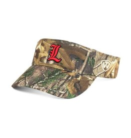 Top of the World VISOR, REALTREE, CAMO, UL