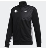 Adidas Sports Licensed JACKET, ADIDAS, TRANSITIONAL TRACK, BLK, UL