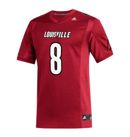 Adidas Sports Licensed JERSEY, ADIDAS, FOOTBALL, #8, RED, UL