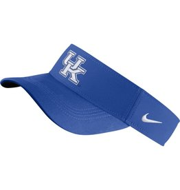 Nike Team Sports VISOR, NIKE, DRI-FIT, KENTUCKY, ROYAL, UK