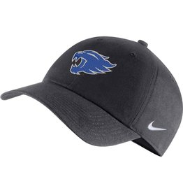 Nike Team Sports HAT, NIKE, ADJ, COLLEGE, HERITAGE86, BLK, UK