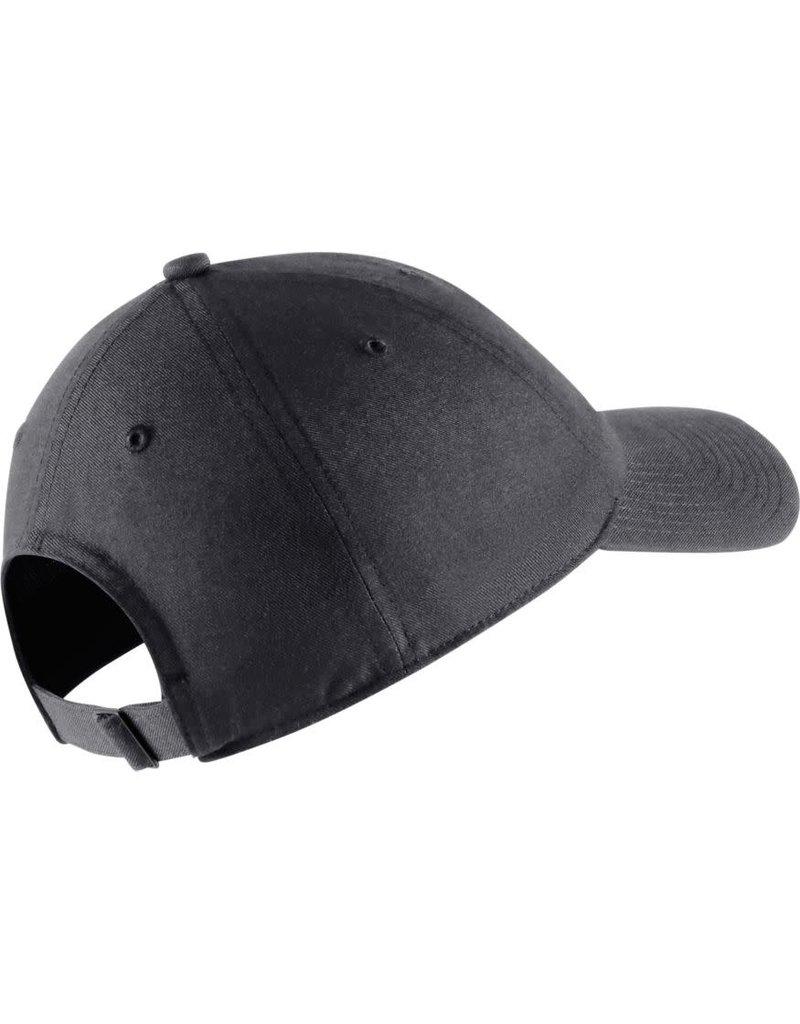 Nike Team Sports HAT, NIKE, ADJ, COLLEGE, HERITAGE86, BLK, UK