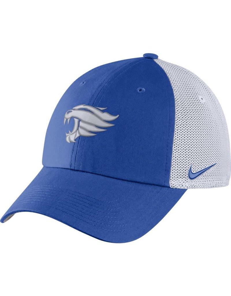 Nike Team Sports HAT, NIKE, COLLEGE TRUCKER, ROYAL, UK