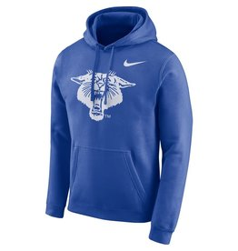 Nike Team Sports HOODY, NIKE, PO FLC CLUB VAULT, ROYAL, UK