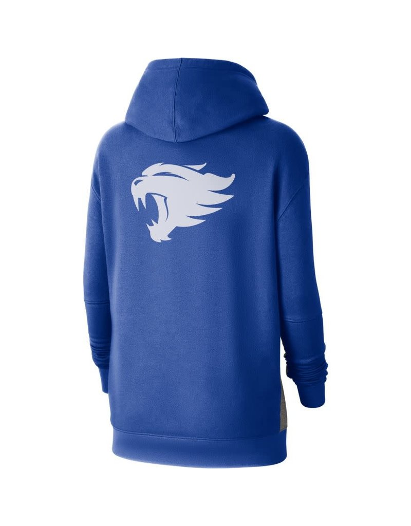 Nike Team Sports HOODY, NIKE, LADIES, GAME, ROYAL, UK
