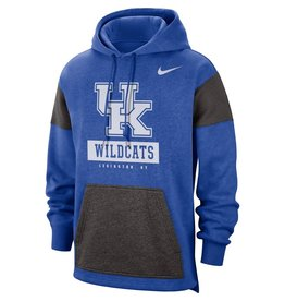 Nike Team Sports HOODY, NIKE, FAN, ROYAL/CARBON, UK