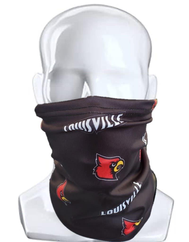 Jaymac Sports Products MASK, GAITER, BODY FLEX, BLACK, UL