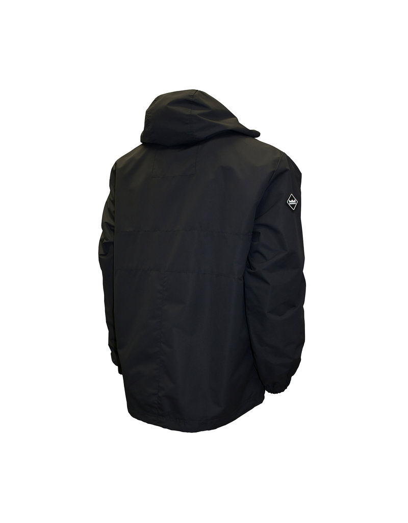 MTC Marketing PULLOVER, ANORAK, ALPHA, BLK, UL