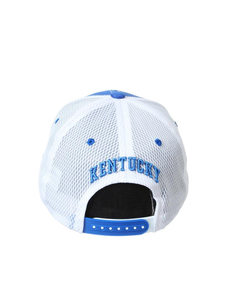 Zephyr Graf-X HAT, ADJUSTABLE, RICHMOND, ROY/WHT, UK