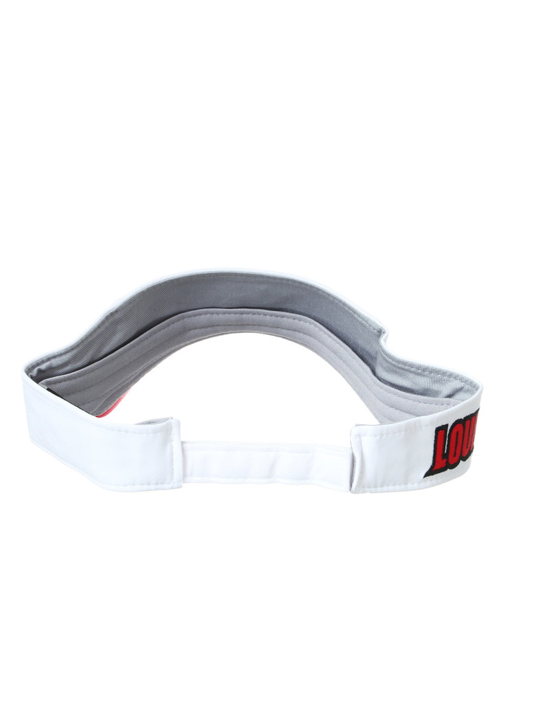 Zephyr Graf-X VISOR, ADJUSTABLE, ORLANDO, WHITE, UL