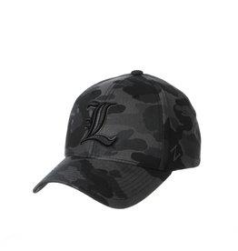 Zephyr Graf-X HAT, ADJUSTABLE, WACO, BLACK CAMO, UL