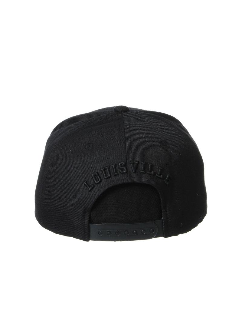 Zephyr Graf-X HAT, ADJUSTABLE, Z11 SALEM, BLK, UL