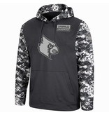 Colosseum Athletics HOODY, OHT, HAWK, CAMO, UL