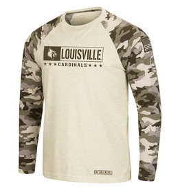 Colosseum Athletics TEE, LS, OHT, EVASION, CAMO, UL