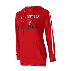 Concept Sports HOODY, LADIES, ZEST, RED, UL