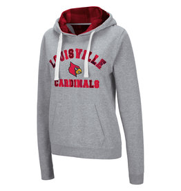 Colosseum Athletics HOODY, LADIES, LUCILLE, PLAID, UL
