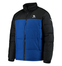 JACKET, PIKE LAKE, BLACK/AZUL, UK