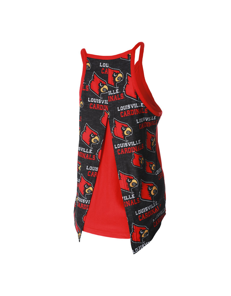 Concept Sports TANK, LADIES, ZEST, RED, UL