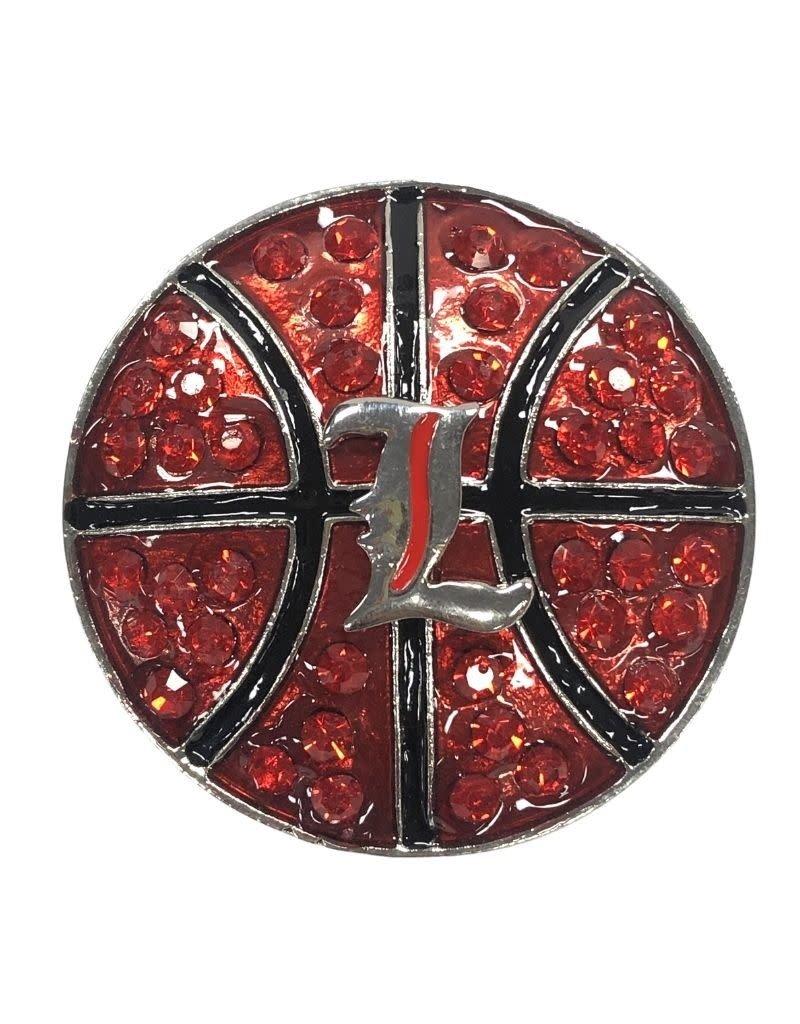 PIN, BBALL, RED, UL