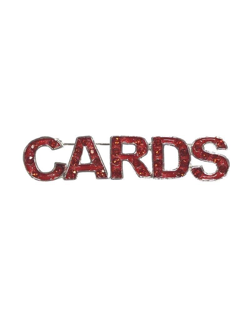 PIN, CARDS, SILVER, UL