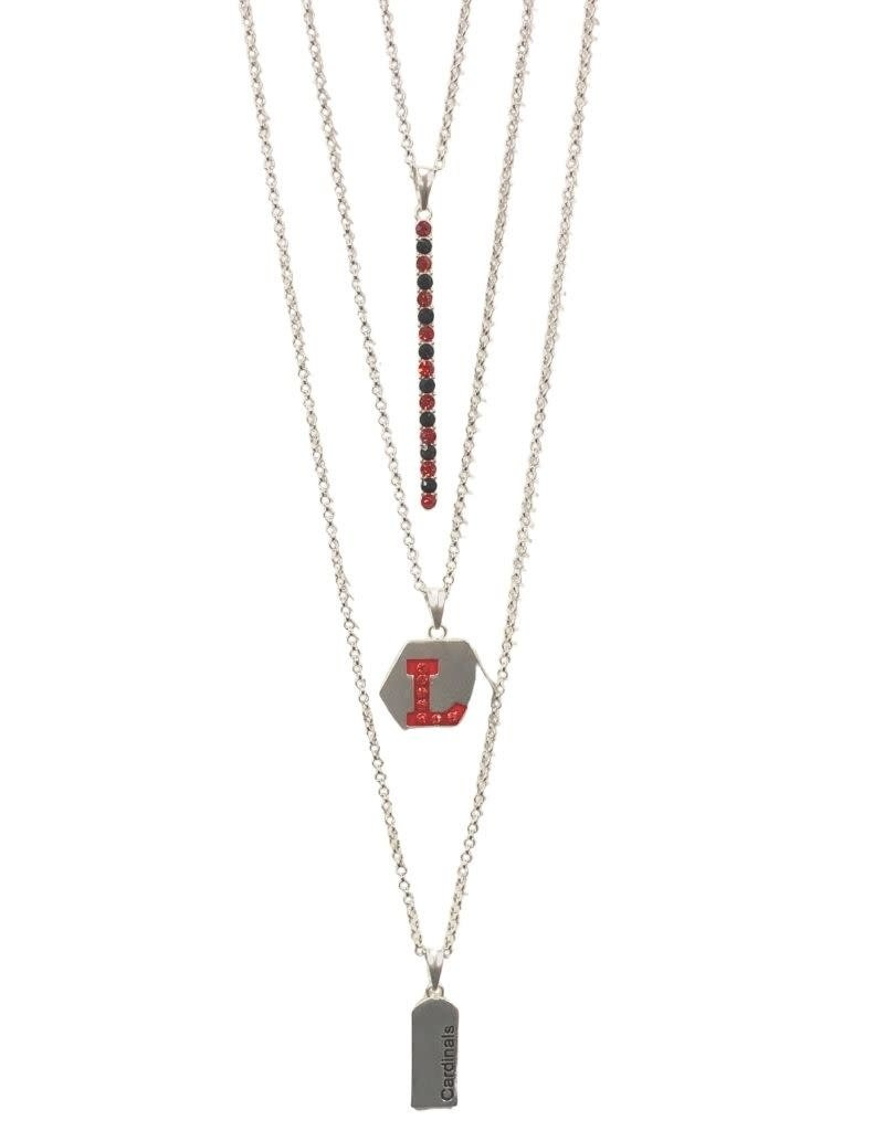 NECKLACE, GROUPING, STICK, UL