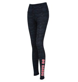 LEGGINGS, CAMO, DEDICATE,  BLACK, UL