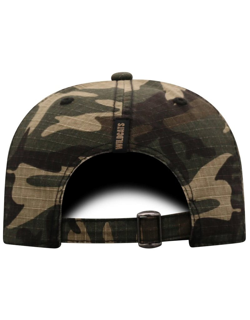 Top of the World HAT, ADJUSTABLE, FLAGDRAB, CAMO, UK