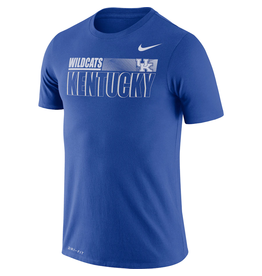 Nike Team Sports TEE, NIKE, SS, LGD TEAM ISSUE, ROYAL, UK