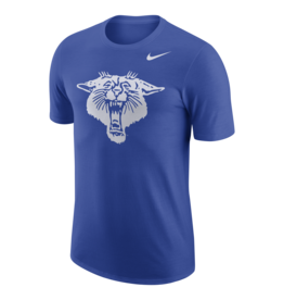 Nike Team Sports TEE, NIKE, SS, DRY DFCT UK LOGO, ROYAL, UK