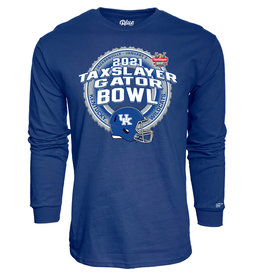 BLUE 84 TEE, LS, TAXSLAYER BOWL, ROYAL, UK