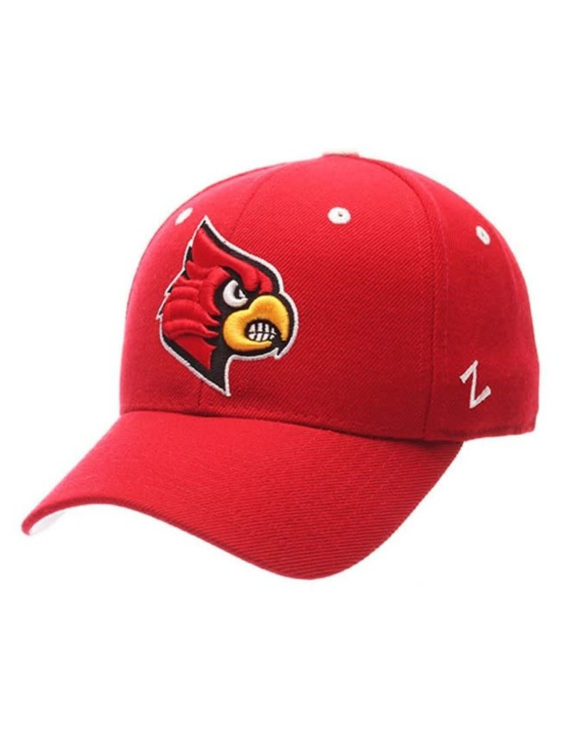 Zephyr Graf-X HAT, ADJUSTABLE, COMPETITOR, RED, UL