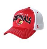 Zephyr Graf-X HAT, Z-FIT, RICHMOND, RED/WHITE, UL