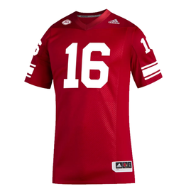 Adidas Sports Licensed JERSEY, ADIDAS, PREMIER, UNITAS, RED, UL