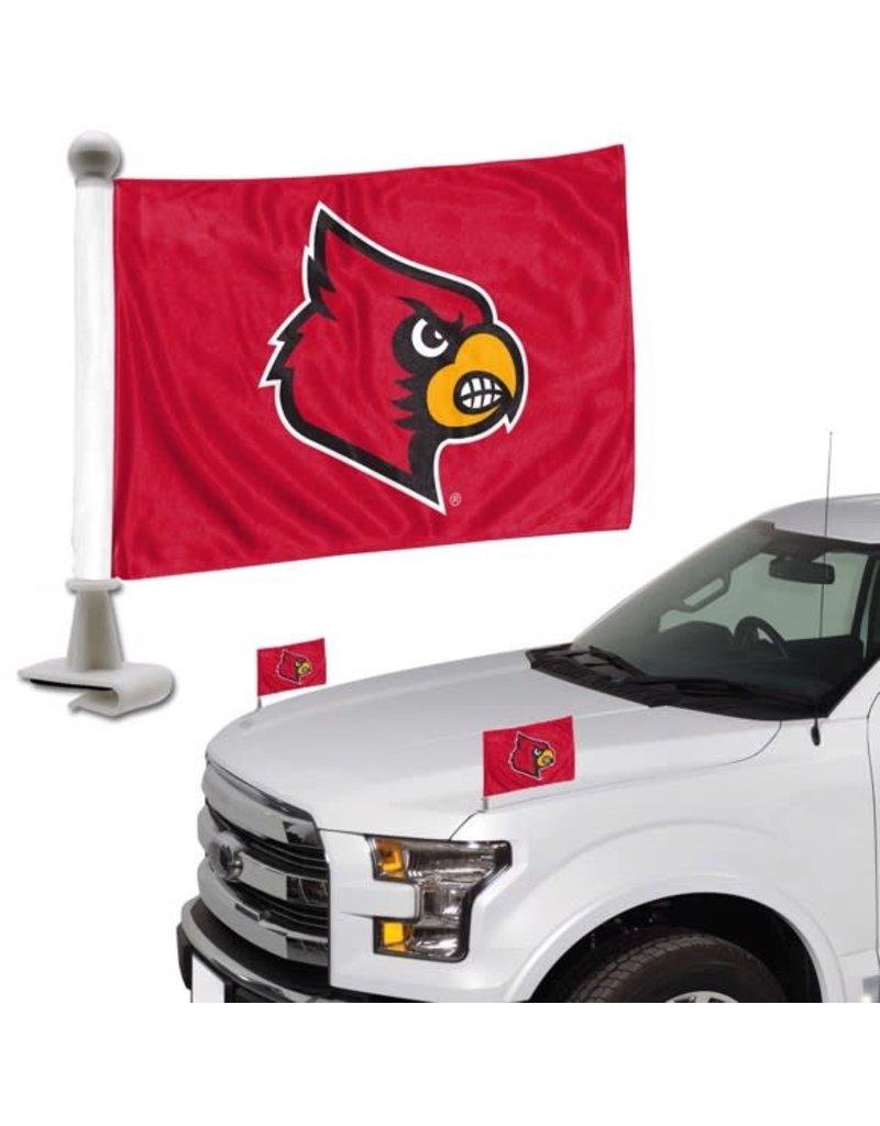 Fanmats FLAGS, AUTO, AMBASSADOR, 2 PACK, UL