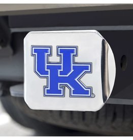 Fanmats HITCH COVER, 2 IN, COLORED ON CHROME, UK