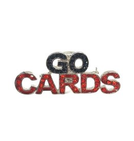PIN, GO CARDS, SILVER, UL