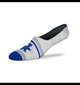 Bare Feet SOCKS, CRUISIN, ANKLE, 9-11, ROY/WHT, UK